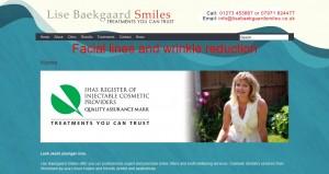 Lise Baekgaard Smiles