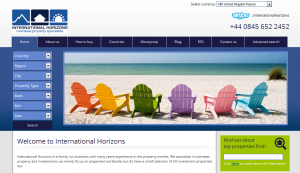 International Horizons Home Page