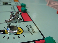 Monopoly gamification