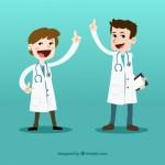 happy-cartoon-doctors_23-2147504589